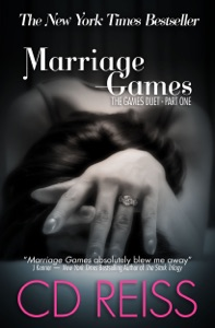 Marriage Games Book Cover