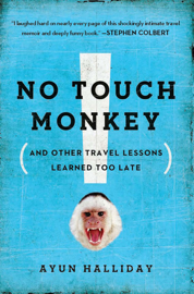 No Touch Monkey! book