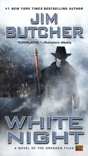 Jim Butcher - White Night