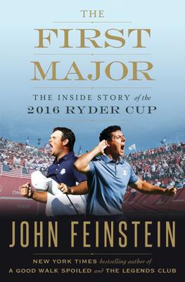 The First Major - John Feinstein book