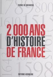 2 000 Ans D Histoire De France L Histoire Au Galop