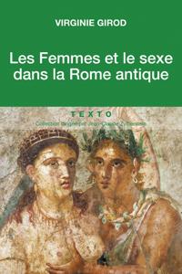 Les Femmes et le sexe dans la Rome antique La couverture du livre martien