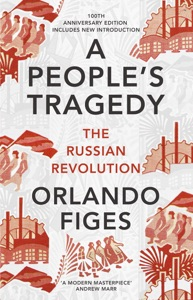 A People's Tragedy Book Cover