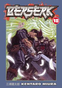 Berserk Volume 18 Boekomslag