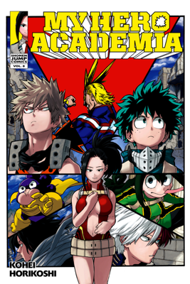 My Hero Academia, Vol. 8 - Kohei Horikoshi book