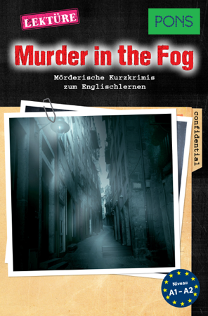 PONS Kurzkrimis: Murder in the Fog - Dominic Butler