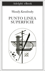 Punto, linea, superficie Libro Cover