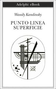 Punto, linea, superficie Copertina del libro