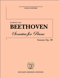 Beethoven Piano Sonata No. 27 Op. 90