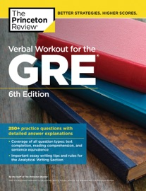 Verbal Workout For The Gre 6th Edition