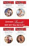 Harlequin Presents May 2017 - Box Set 2 Of 2
