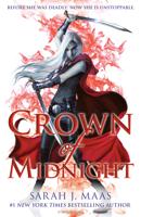 Sarah J. Maas - Crown of Midnight artwork