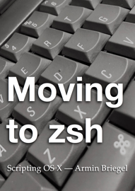 Moving to zsh