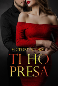 Ti ho presa Book Cover