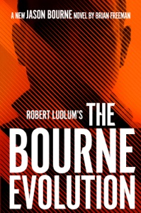 Robert Ludlum's The Bourne Evolution Book Cover