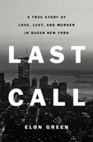 Elon Green - Last Call artwork