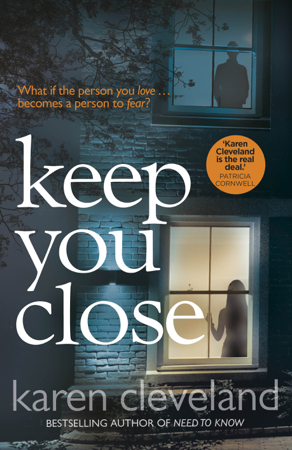 Keep You Close - Karen Cleveland