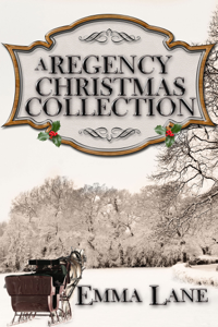 A Regency Christmas Collection Cover Book