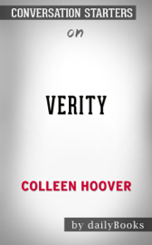 Verity by Colleen Hoover: Conversation Starters book