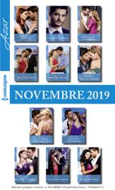 Pack mensuel Azur : 11 romans (Novembre 2019)