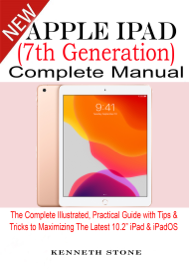 Apple iPad (7th Generation) Complete Manual