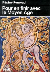 Pour en finir avec le Moyen Age La couverture du livre martien