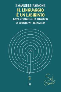 Il linguaggio è un labirinto Copertina del libro