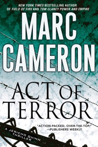 Act of Terror Book Cover