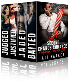 Second Chance Romance Christmas Box Set - Ali Parker book summary