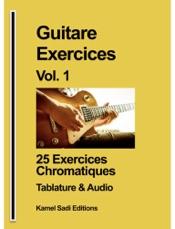 Guitare Exercices Vol. 1