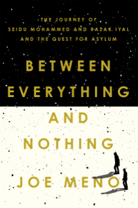 Between Everything and Nothing Book Cover
