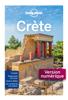 Lonely Planet Fr - Crète 4ed artwork