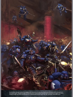 Codex: Space Marines on Apple Books