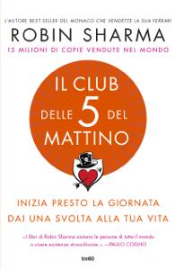 Il Club delle 5 del mattino Libro Cover