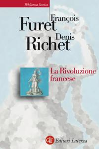 La Rivoluzione francese Copertina del libro