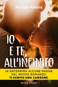 Io e te, all'infinito Book Cover