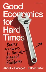 Good Economics for Hard Times Libro Cover