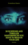 30 Suspense And Thriller Masterpieces Active TOC Prometheus Classics