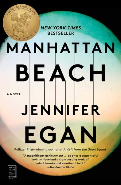 Manhattan Beach - Jennifer Egan book cover