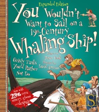 You Wouldn't Want To Sail On A 19th Century Whaling Ship!