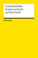 Gottfried Keller - Romeo und Julia auf dem Dorfe artwork