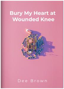 Bury My Heart at Wounded Knee La couverture du livre martien