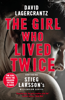 David Lagercrantz & George Goulding - The Girl Who Lived Twice artwork