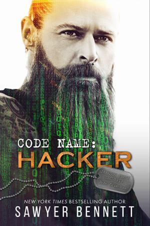Code Name: Hacker - Sawyer Bennett