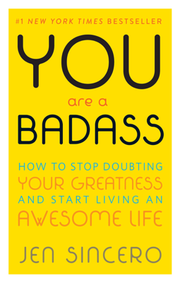 Jen Sincero - You Are a Badass® book