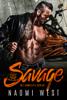 Naomi West - Savage (The Complete Series) artwork