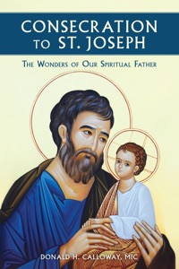 Consecration to St. Joseph Book Cover