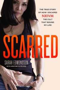Scarred Book Cover