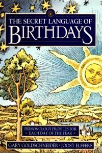 The Secret Language of Birthdays Book Cover