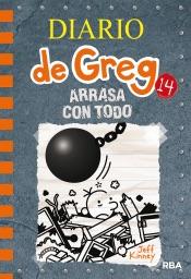 Download Diario de Greg 14. Arrasa con todo